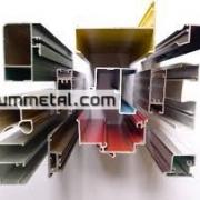 پروفیل آلومینیوم ترمال بریک