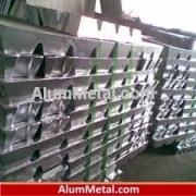 شمش آلومینیوم آلیاژ LM2 اراک