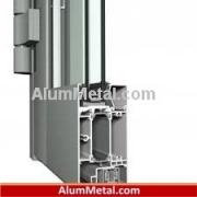 فروشنده انواع پروفیل آلومینیوم پنجره دوجداره آکرول
