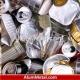 قیمت ضایعات آلومینیوم فویل دارویی و ظروف غذایی