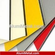 ورق آلومینیوم رول PVDF رنگی کامپوزیت