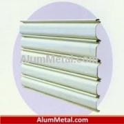 فروش تیغه آلومینیوم کرکره برقی لیبل اراک