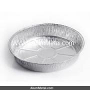 ظرف آلومینیومی یکبار مصرف پارس
