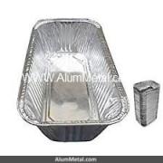 ظروف آلومینیومی یکبار مصرف رستورانی پارس