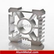 شرکت تولید کننده پروفیل آلومینیوم هیت سینک