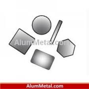 چهار پهلو آلومینیوم آلیاژی 6000