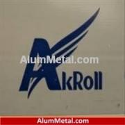 فروش تیغه کرکره آلومینیومی لیبل آکرول اراک