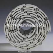 فروشنده متری تیغه آلومینیوم کرکره مونتاژ اراک