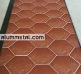 فروش فویل آلومینیوم طرح سه بعدی ایزوگام