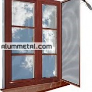 قیمت هر متر پنجره آلومینیوم