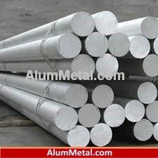 بیلت آلومینیوم آلیاژ 6061