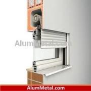 تولید و نصب پنجره آلومینیوم ترمال بریک اراک