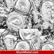 خریدار ضایعات آلومینیوم قوطی رانی در اراک