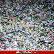 قیمت روز ضایعات آلومینیوم قوطی رانی مشهد