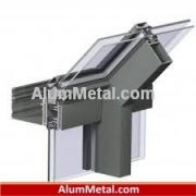 فرایند اکسترود پروفیل آلومینیوم پنجره ترمال بریک