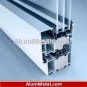 خریدار پروفیل آلومینیوم پنجره ترمال بریک آکرول