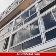 قیمت خرید پروفیل آلومینیوم پنجره ترمال بریک