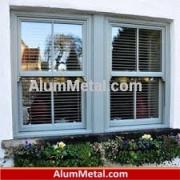 لیست قیمت پنجره آلومینیوم دو جداره آکرول