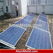 پروفیل آلومینیومی پنل خورشیدی