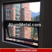 تولید پنجره آلومینیوم دوجداره لیبل آکرول اراک