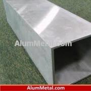 خرید قوطی آلومینیوم آلیاژ 6063