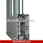 نصب پنجره آلومینیوم ترمال بریک شهر اراک