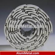 فروش تیغه آلومینیوم کرکره برقی هوشمند اراک