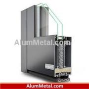 لیست قیمت پنجره آلومینیوم پروفیل ترمال بریک