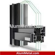 صادرات انواع پنجره آلومینیومی دوجداره ترمال بریک