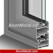 تولید پروفیل آلومینیوم پنجره در کارخانه اراک