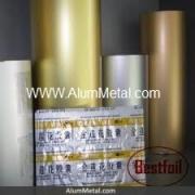 فویل آلومینیوم بسته بندی مواد غذایی