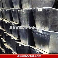 خرید شمش آلومینیوم آلیاژ ADC12 اراک