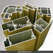 پروفیل آلومینیوم رنگی
