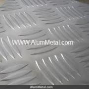 فروش ورق آلومینیوم آجدار نورد اراک