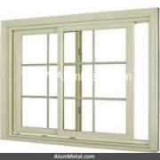 قیمت متر مربع پنجره آلومینیومی دوجداره سبک