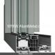 قیمت پروفیل آلومینیوم پنجره ترمال بریک آکرول