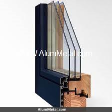 نمایندگی فروش پنجره آلومینیوم پروفیل کشویی رنگی