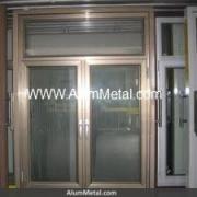 کارخانه تولید پنجره آلومینیوم پروفیل ترمال بریک اراک