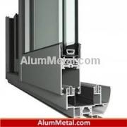 تولید پنجره آلومینیوم با پروفیل ترمال بریک
