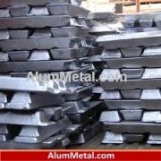 قیمت پایه شمش بیلت آلومینیوم 13-10-99 الی 18-10-99